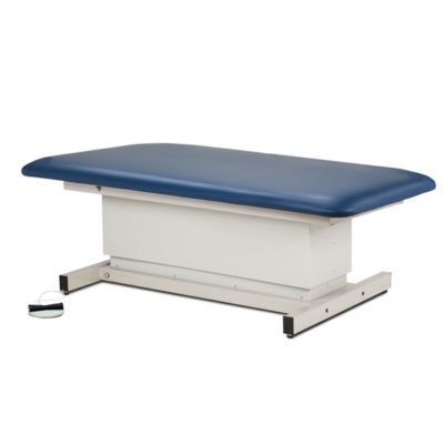 Shrouded, Extra Wide, Bariatric, Straight Top Power Table