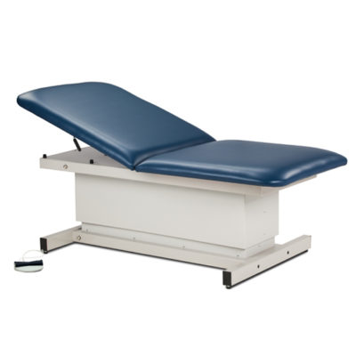 Shrouded, Extra Wide, Bariatric, Power Table with Adjustable Backrest