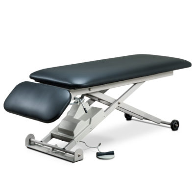 E-Series Space Saver Power Table with Drop Section