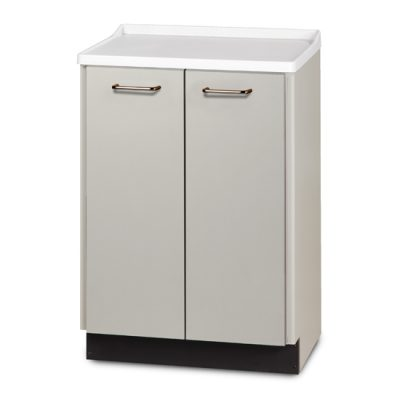Molded Top Treatment Cabinet with 2 Doors