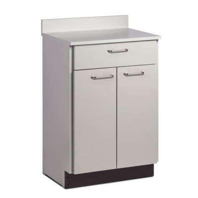 Treatment Cabinet with 2 Doors and 1 Drawer