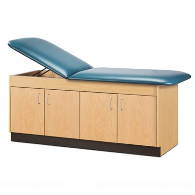 Cabinet Style, Treatment Table with 4 Doors