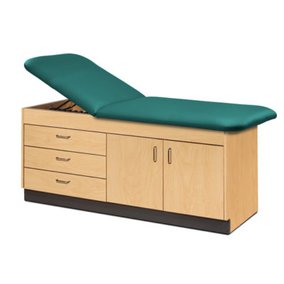 ECO, Cabinet Style, Treatment Table with Drawers & Doors