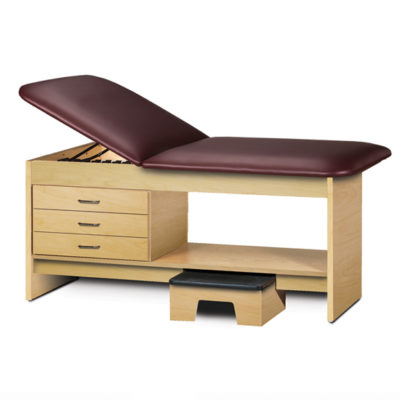 Style Line, Laminate Treatment Table with Stool