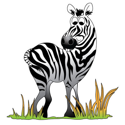 Zebra Graphic