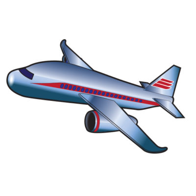 Airplane Graphic