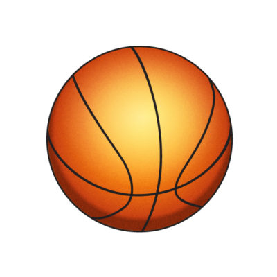 Basketball Graphic
