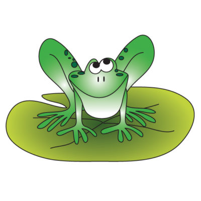 Froggie Graphic