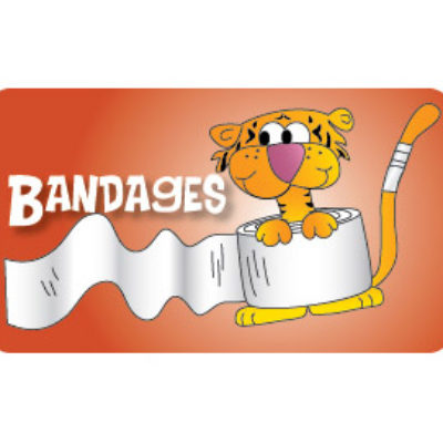 Bandages Label