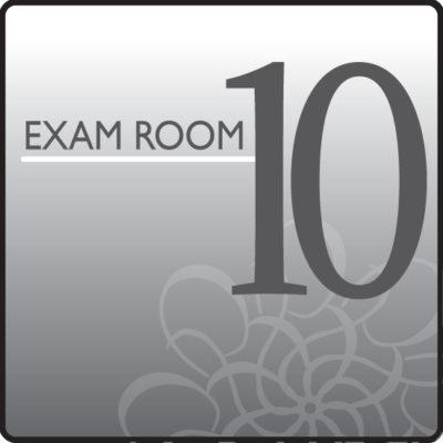 Standard Exam Room Sign 10