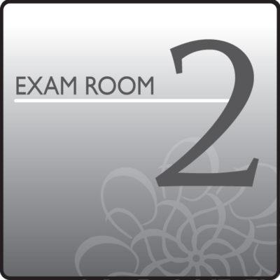 Standard Exam Room Sign 2