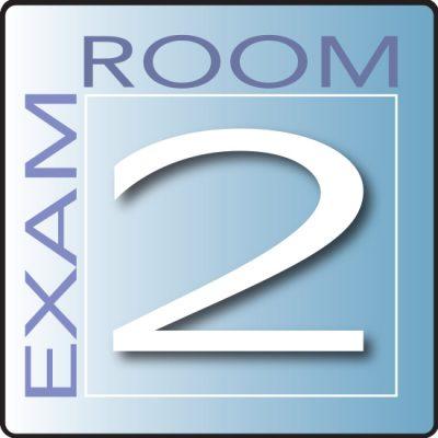 Skytone Exam Room Sign 2
