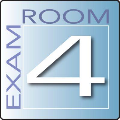 Skytone Exam Room Sign 4