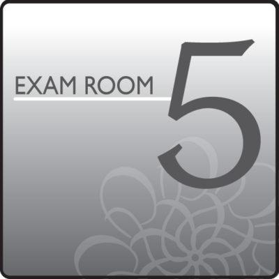 Standard Exam Room Sign 5