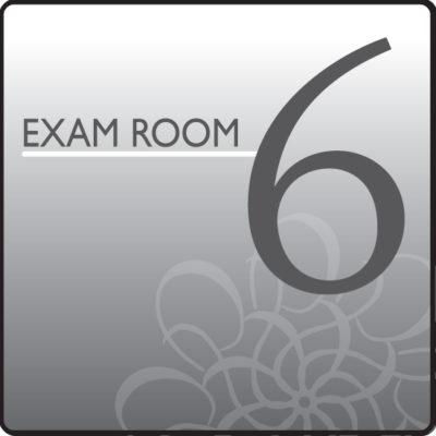 Standard Exam Room Sign 6