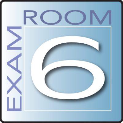 Skytone Exam Room Sign 6