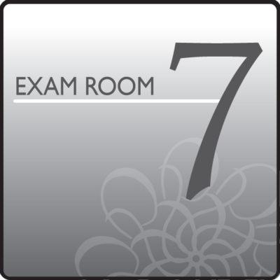 Standard Exam Room Sign 7