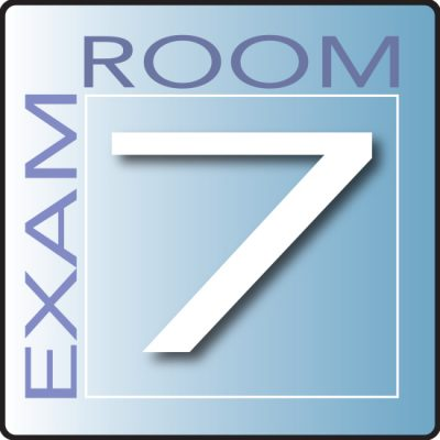 Skytone Exam Room Sign 7