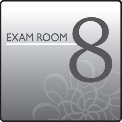 Standard Exam Room Sign 8