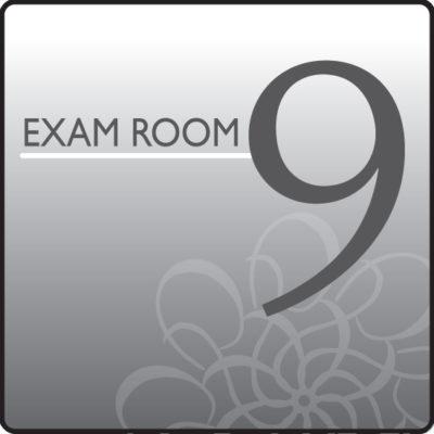 Standard Exam Room Sign 9