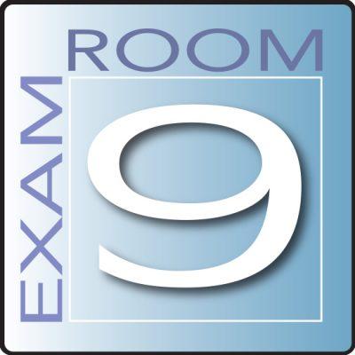 Skytone Exam Room Sign 9