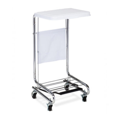 Square Tilt-Lid Hamper