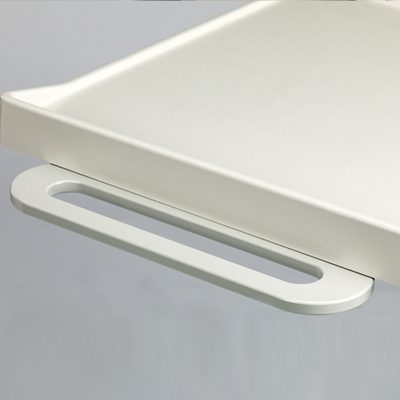 Handle moulded top