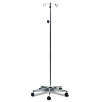 5-Leg, 2-Hook IV Pole