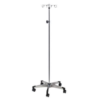 5-Leg, 4-Hook IV Pole