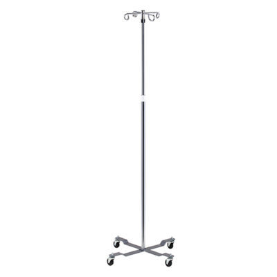 Economy 4-Leg, 4-Hook IV Pole