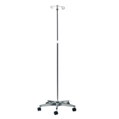 Economy 5-Leg, 2-Hook IV Pole