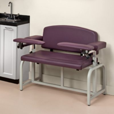 Lab X Series, Bariatric, Blood Drawing Chairs