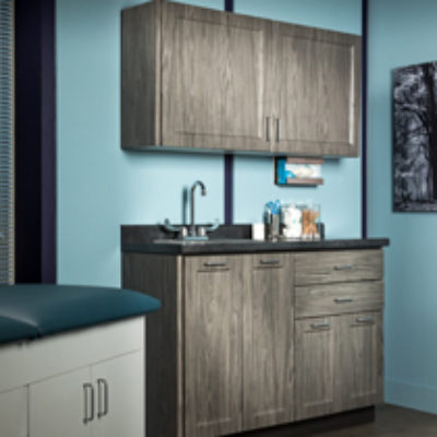 Fashion Finish Casework by Clinton