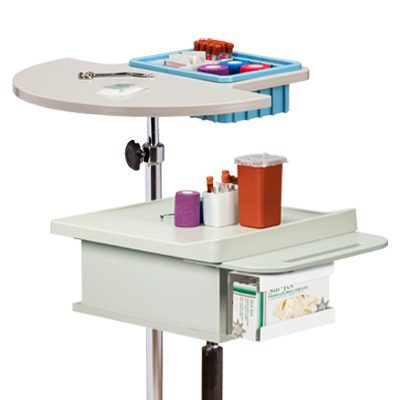Phlebotomy Carts & Stands