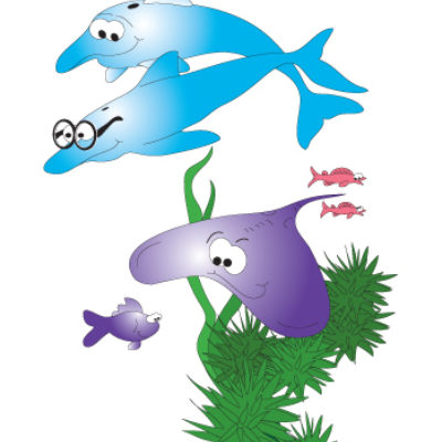 Sea Life Wall Sticker