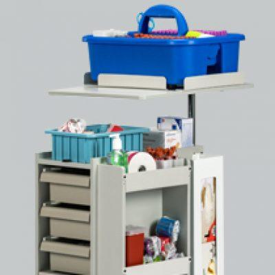 Store & Go Phlebotomy Carts