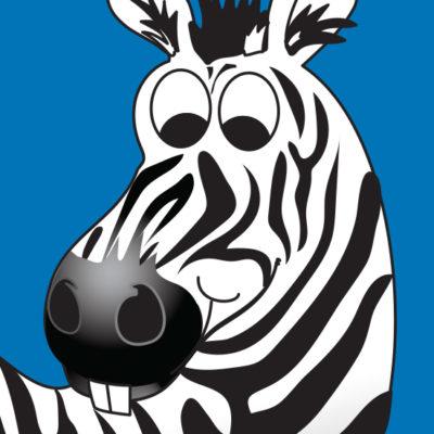 Zebra Panel
