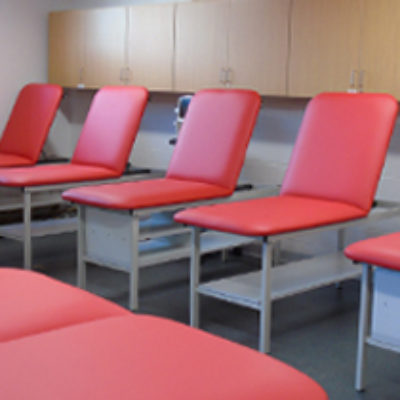 Alpha Series Training Room Treatment Tables