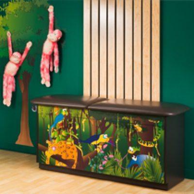 Imagination Series Treatment Tables