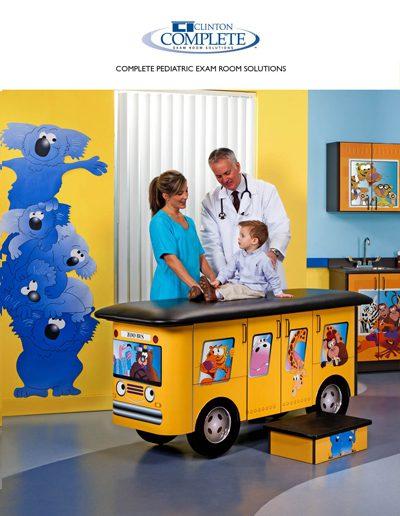 Clinton Complete™ Pediatric Brochure