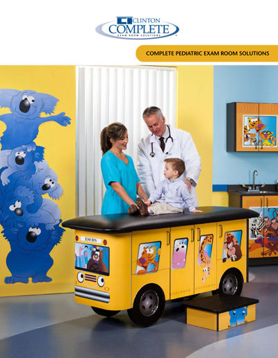 Clinton Complete™ Pediatric Brochure