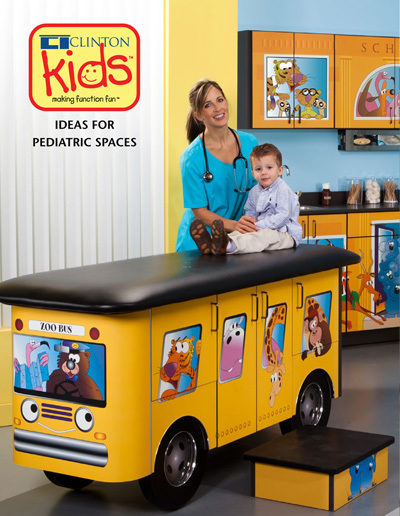 Ideas for Pediatric Spaces
