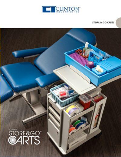 Store & Go Carts Brochure