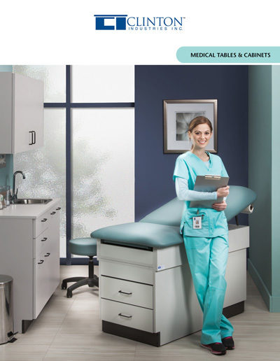 Medical Table and Cabinets Catalog