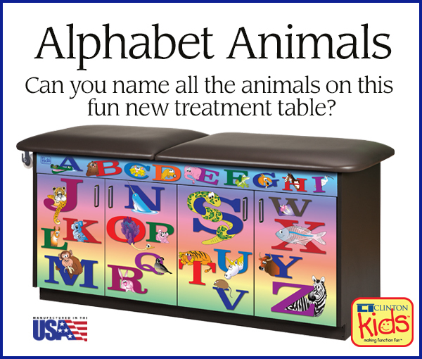 Alphabet Animals Ad 2020