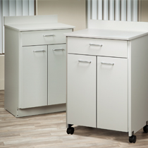 ClintonClean™ Bedside & Treatment Cabinets