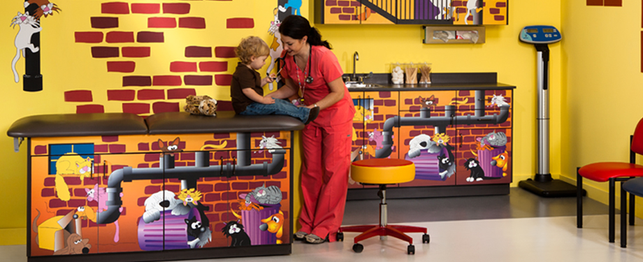 Pediatric Equipment Products Clinton Industries Inc