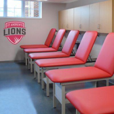 Training Room Furnishings