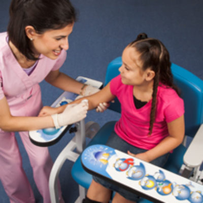 Pediatric Series, Phlebotomy Products