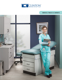 Medical Table & Cabinets Catalog